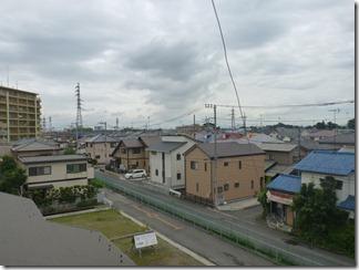 鴻巣市吹上I様 東京タワー方向の景色(完了)。