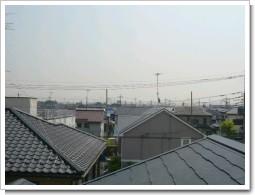 上尾市川H様 東京タワー方向の景色。.JPG