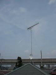 熊谷伊勢町M様UHF、BS・CSアンテナ立ちました。.jpg