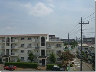 上尾市錦町T樣 東京スカイツリー方向の景色。