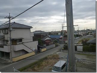 熊谷市上川上H樣 東京スカイツリー方向の景色(完了)。