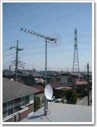 熊谷市玉井N様 アンテナ工事完了。.JPG