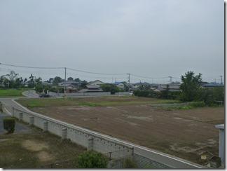鴻巣市関新田S樣 東京スカイツリー方向の景色(完了)。