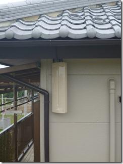 鴻巣市関新田S樣 アンテナ工事完了。