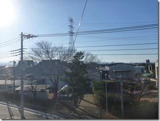 熊谷市久保島K樣 児玉局方向の景色(完了)。