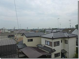 羽生市南S様 東京タワー方向の景色(完了)。