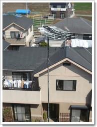 加須市南篠崎A様 アンテナ工事完了。.JPG