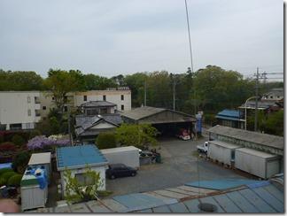 熊谷市小江川K樣 児玉局方向の景色。