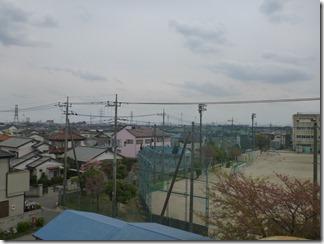 久喜市栗橋東N樣 東京タワー方向の景色。