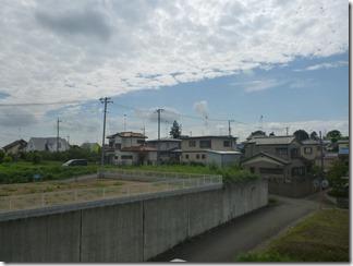 熊谷市船木台H樣 東京スカイツリー方向の景色(完了)。