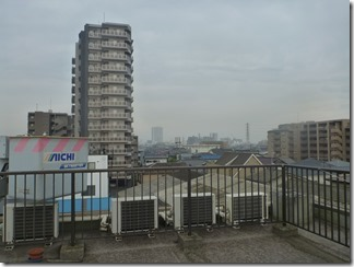 上尾市緑ヶ丘H樣 東京スカイツリー方向の景色(完了)。