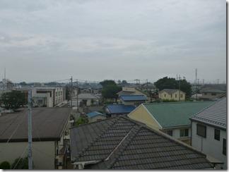 北本市宮内A樣 東京スカイツリー方向の景色。