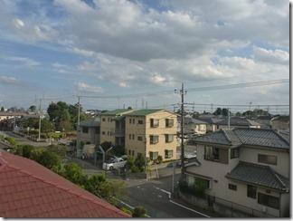 鴻巣市赤見台I樣 東京スカイツリー方向の景色。