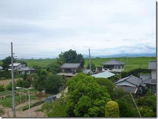 行田市須加I樣 前橋局方向の景色。