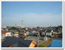行田市矢場I様 東京タワー方向の景色。.JPG
