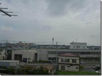 久喜市栗橋中央I樣 東京スカイツリー方向の景色(完了)。