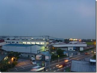 加須市南町K樣 東京スカイツリー方向の景色。