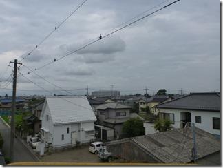 久喜市下清久K樣 東京スカイツリー方向の景色。