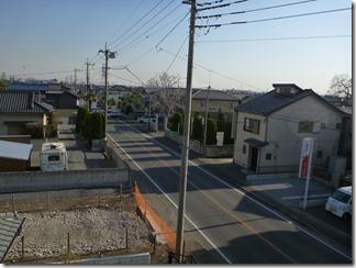 久喜市栗橋東K樣 東京タワー方向の景色。
