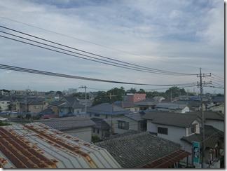 行田市矢場M樣 東京スカイツリー方向の景色(完了)。