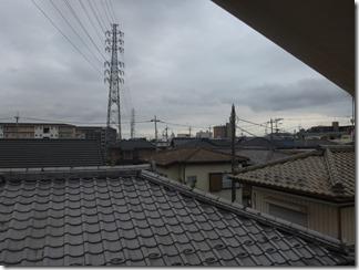 鴻巣市宮地M樣 東京スカイツリー方向の景色。