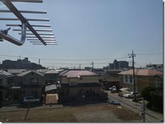 北本市東間M樣 東京タワー方向の景色(完了)。