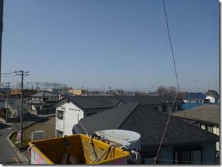 熊谷市円光N樣 地上デジタル実地測定。