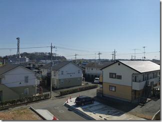 東松山市松本町O樣 東京タワー方向の景色(完了)。