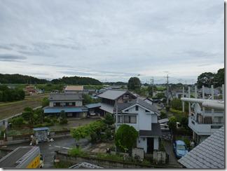 熊谷市万吉O様 児玉局方向の景色。