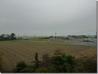 加須市上種足O様 東京タワー方向の景色。