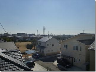 鴻巣市吹上富士見S樣 東京タワー方向の景色(完了)。