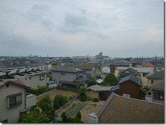 羽生市西S樣 東京スカイツリー方向の景色(完了)。
