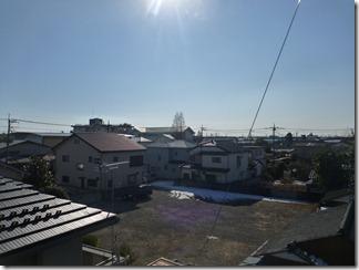 加須市本町S樣 東京タワー方向の景色。