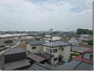 羽生市南S様 東京タワー方向の景色。