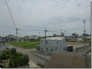 熊谷市船木台S樣 東京スカイツリー方向の景色(完了)。