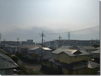 杉戸町高野台西T樣 東京スカイツリー方向の景色(完了)。
