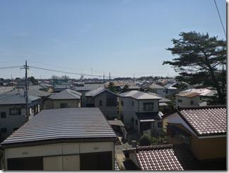 北本市本町Y樣 東京タワー方向の景色(完了)。