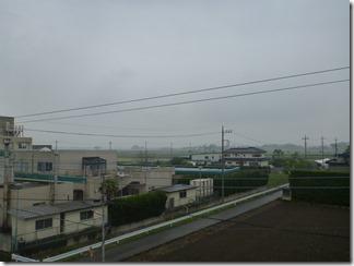 行田市須加Y樣 東京タワー方向の景色(完了)。