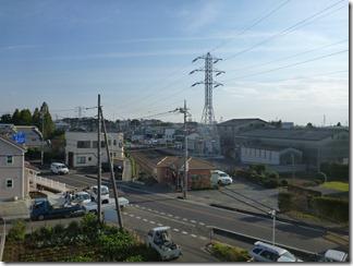 北本市古市場Y様 東京タワー方向の景色。