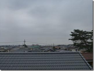 北本市本町Y樣 東京タワー方向の景色。