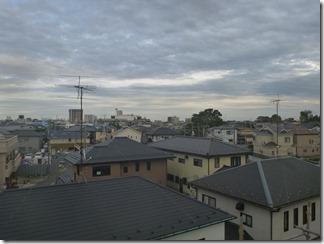 鴻巣市加美S樣 東京スカイツリー方向の景色。