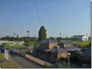 鴻巣市鴻巣T樣 東京スカイツリー方向の景色(完了)。