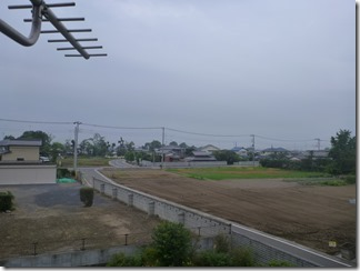 鴻巣市関新田S樣 東京スカイツリー方向の景色。