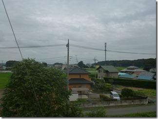 熊谷市万吉O樣 東京スカイツリー方向の景色(完了)。