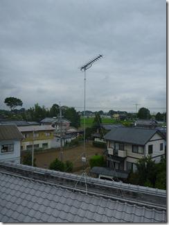 熊谷市万吉O樣 アンテナ工事完了。