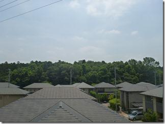 伊奈町学園I樣 東京スカイツリー方向の景色(完了)。