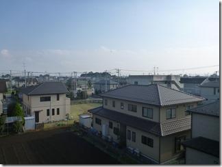 鴻巣市赤城S樣 東京スカイツリー方向の景色。