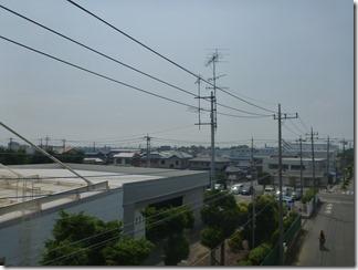 熊谷市妻沼N樣 東京スカイツリー方向の景色。