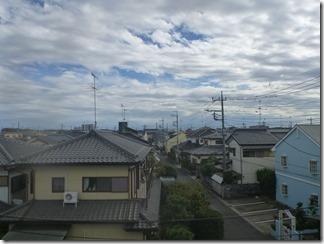 鴻巣市氷川町P樣 東京スカイツリー方向の景色(完了)。