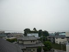 上尾市中妻 東京タワー方向。
